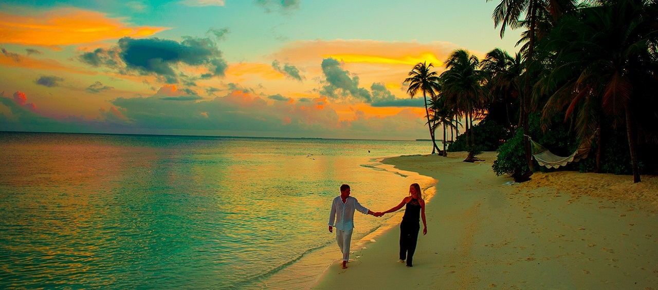Honeymoon Holidays in Maldives - Escape to a secluded world of your own and make lasting memories.